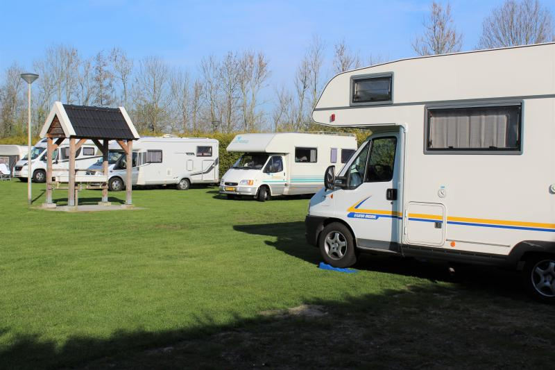 Campers - Camping Groningen Internationaal